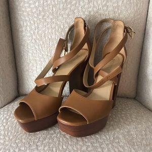 Michael Kors Burke Platform Sandal - Size 8